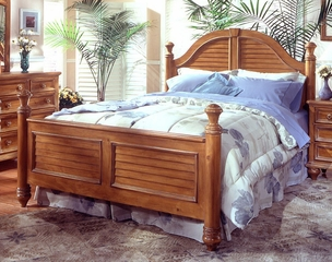 Queen Size Bed - Wynwood Furniture - 1597-910