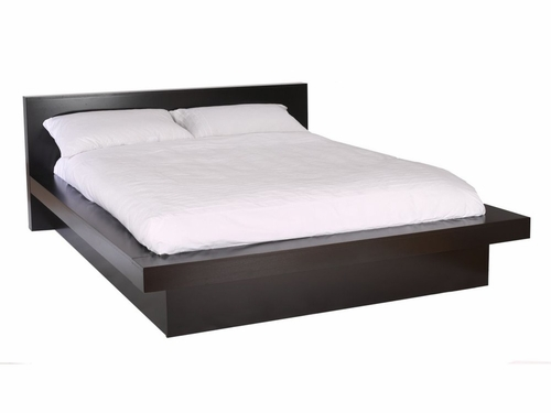 Queen Size Bed - Zurich - Lifestyle Solutions - ZUR-QNB-CP-SET