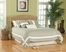Queen Size Headboard in Honey - Cabana Banana - 5401-401