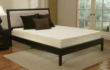 "Queen Size Mattress - 8"" Sleep Science Memory Foam Mattress - South Bay International - 8BIB-Q"