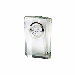 Quest Quartz Crystal Table Clock - Howard Miller