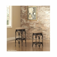 Quincy Backless Swivel Stool Caramel - Largo - LARGO-ST-D317-2X