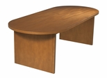 Race Track Conference Table in Cherry - Office Star - CT9642RT7
