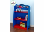 Racecar Bookshelf - KidKraft Furniture - 76042