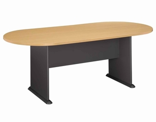 Racetrack Conference Table - Bush Office Furniture - TR14384A