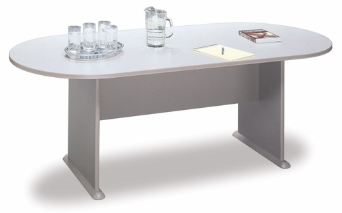 Racetrack Conference Table - Bush Office Furniture - TR14584A