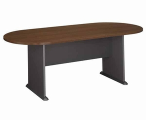 Racetrack Conference Table - Bush Office Furniture - TR25584