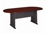 Racetrack Conference Table - Bush Office Furniture - TR36784A