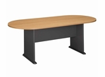Racetrack Conference Table - Bush Office Furniture - TR64384A