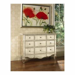 Radiance Mirrored Accent Chest - Pulaski