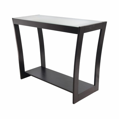 Radius Console Hall Table - Winsome Trading - 92036