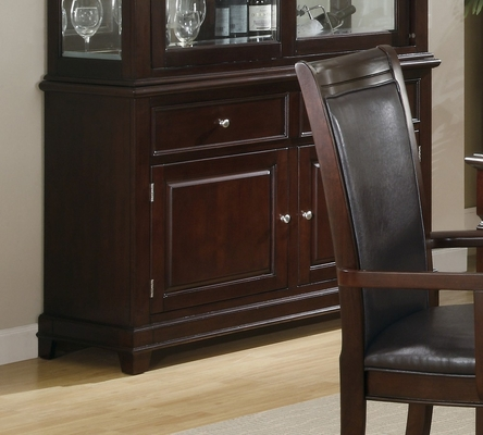 Ramona Buffet in Walnut - Coaster - 101634B