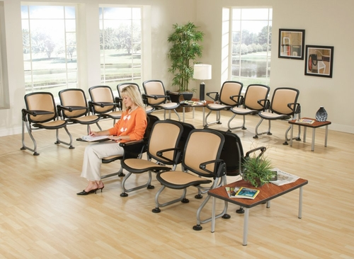 ReadyLink Group Seating Set - Reception/Waiting Room Furniture - OFM - RL-SET-5