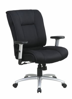 Real Pillow Top Executive Mesh Ventilated Chair - Office Star - EX92