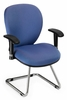 Reception Chair - ComfySeat Guest Chair - OFM - 645