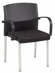 Reception Chair - Europa Convertible Chair (Set of 4) - OFM - 411-SET