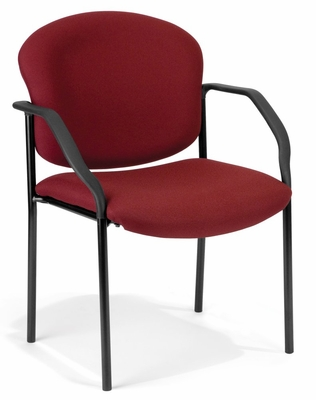 Reception Chair with 4 legs - OFM - 404