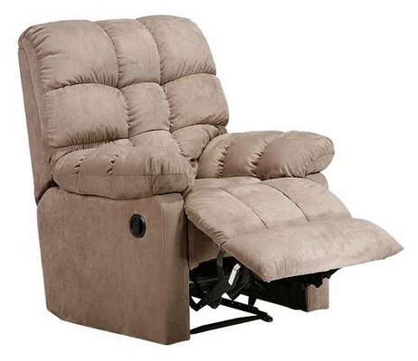Recliner in Microfiber Sage - Handy Living - RCL1-AAA63