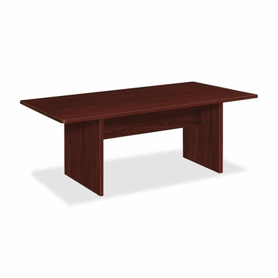 Rectangle Conference Table - Mahogany - BSXBLC72RN