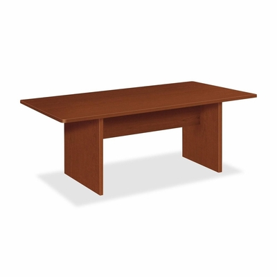Rectangle Conference Table - Medium Cherry - BSXBLC72RA1