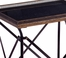 Rectangular Black Accent Table - IMAX - 12003