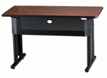 Rectangular Table in Mahogany - Mayline Office Furniture - 2448MR