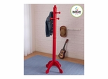 Red Deluxe Clothes Pole - KidKraft