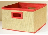 Red Storage Baskets (Set of 3) - Links - Alaterre - AB3200RED
