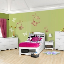 Redecorating Your Child's Bedroom