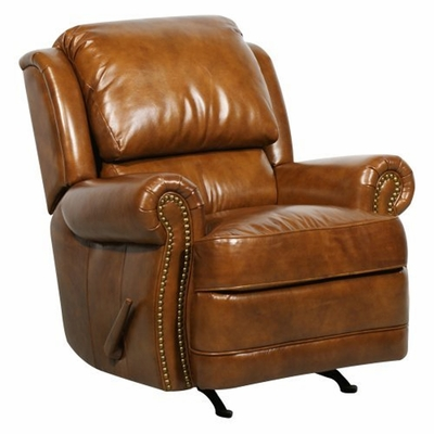Regency II Leather Recliner - Tri-tone Metallic - 6-5733-TRI-TONE-METALIC