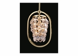 Regent Mini Pendant - Dale Tiffany
