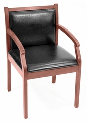 Regent Vinyl Side Chair - 9875L