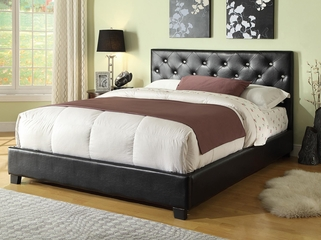 Regina Upholstered Queen Bed - 300391Q