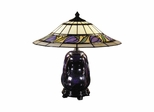 Reiko Ceramic Table Lamp - Dale Tiffany