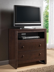Remington Cherry Media Chest - 202316
