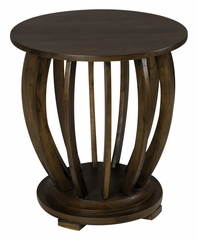 Remington Side Table - Cooper Classics - 6114