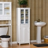 Reserve Deluxe White Storage Tower - Holly and Martin