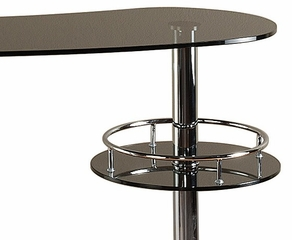 Retro Bar Table - LumiSource - YS-BT-RETRO-SMK
