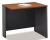 "Return Bridge 36"" - Series C Auburn Maple Collection - Bush Office Furniture - WC48518"