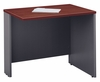 "Return Bridge 36"" - Series C Hansen Cherry Collection - Bush Office Furniture - WC24418"