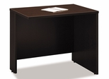 "Return Bridge 36"" - Series C Mocha Cherry Collection - Bush Office Furniture - WC12918"