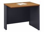 "Return Bridge 36"" - Series C Natural Cherry Collection - Bush Office Furniture - WC72418"