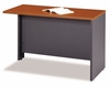 "Return Bridge 48"" - Series C Auburn Maple Collection - Bush Office Furniture - WC48524"