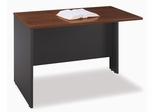 "Return Bridge 48"" - Series C Hansen Cherry Collection - Bush Office Furniture - WC24424"