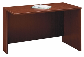 "Return Bridge 48"" - Series C Mahogany Collection - Bush Office Furniture - WC36724"