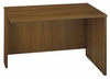 "Return Bridge 48"" - Series C Warm Oak Collection - Bush Office Furniture - WC67524"