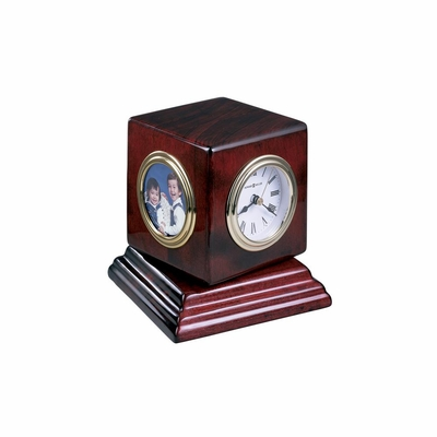 Reuben Quartz Table Clock - Howard Miller