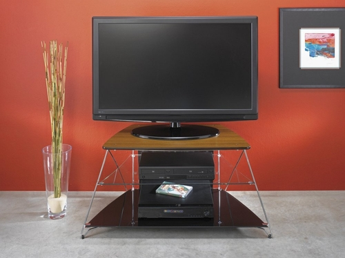Reversible Top TV Stand - Rhea Collection - Bush Furniture - MY11542-03
