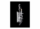 Richmond Park Crystal Wall Sconce - Dale Tiffany