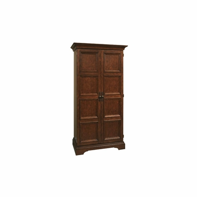 Ridgeville Bar Cabinet - Hampton Cherry Finish - Howard Miller